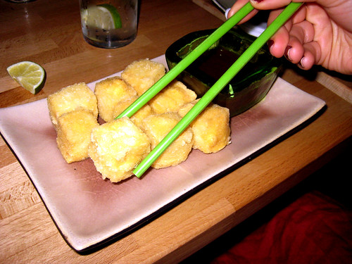 yummy tofu!