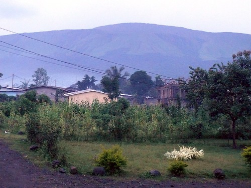 Buea and the Towering Fako