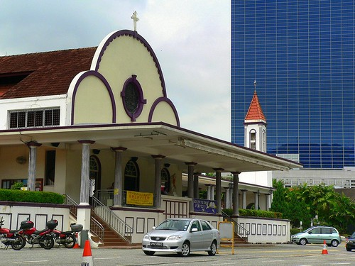 Novena Church | Flickr - Photo Sharing!