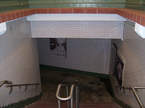 Cleveland - Abandoned Subway Station