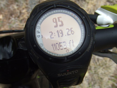 Sunday training ride