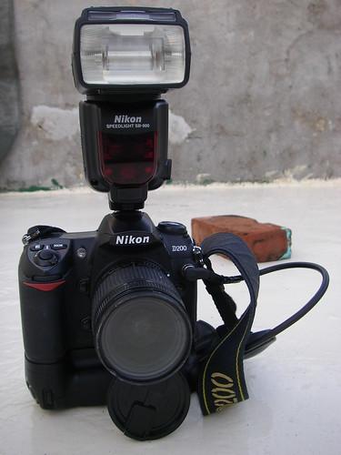 與相機合體