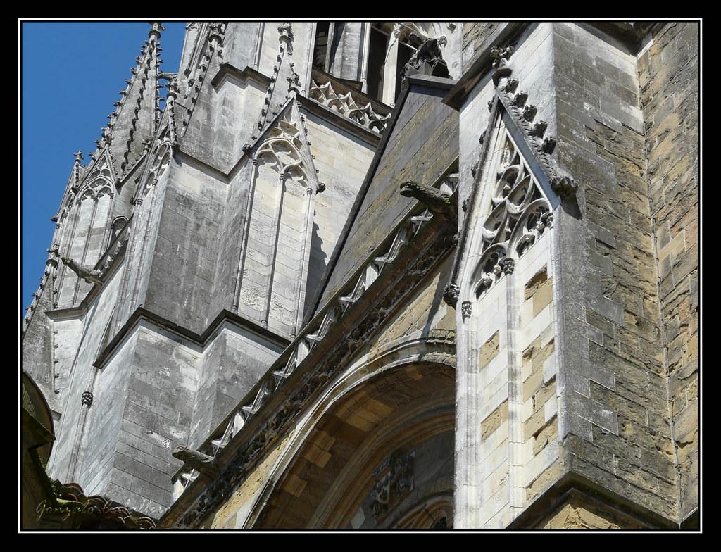 Bayona. Catedral