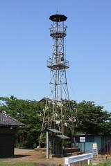 上八ツ林の火の見櫓(川島町)