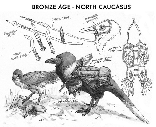 Bronze Age- North Caucasus