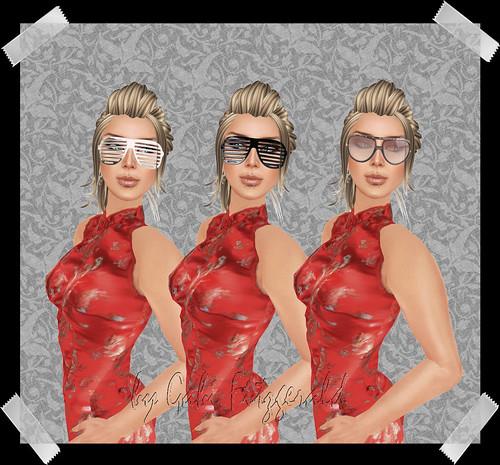 noir lolita sunglasses
