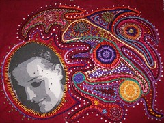 embroidery Sonya (Shosh62) Tags: art hand embroidery handsewn