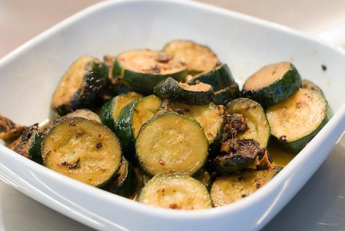 Zucchini in Padella from Jamie's Italy