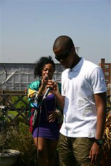 Chipmunk feat. Emeli Sande on Pocket TV (Pocket TV) Tags: uk music london band chipmunk session rapper mobo pockettv acousticsession emelisande