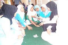 Pesantren Ramadhan Al-Mujahidin, hasil kerjasama Forum Komunikasi Pemuda-Remaja Masjid Al-Mujahidin dan Ikatan Santri Darus Sunnah