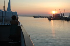 croatian ferry july 2009 115 (milolovitch69) Tags: sunset sea ferry dawn croatia adriatic ancona july2009