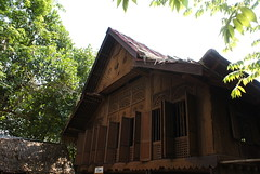 Mahsuri's  Cribs.. :P (~ kokstang) Tags: sunset car train traditional cable hanging lama penang langkawi brigde rumah bukit tradisional bendera helang mahsuri