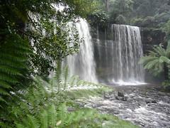 Rusells Falls