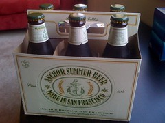 Anchor Steam Summer Beer
