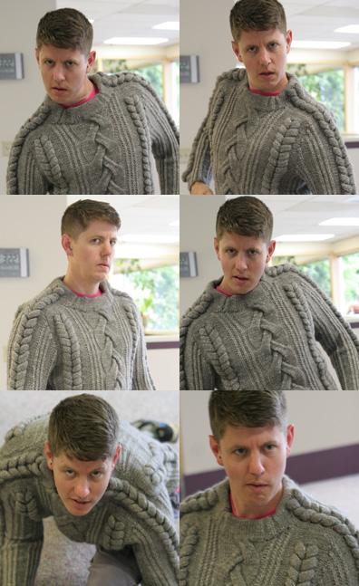 Stephen is a Model
