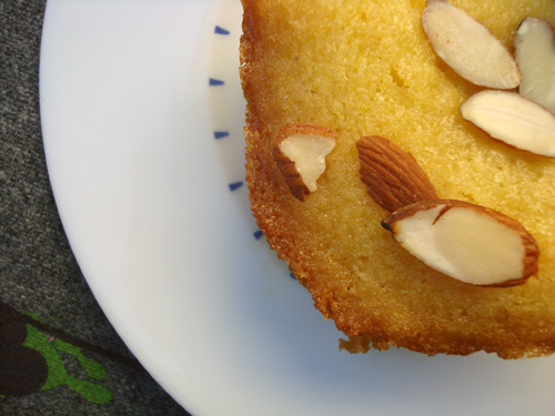 A Delicious Semolina cake called Basbousa