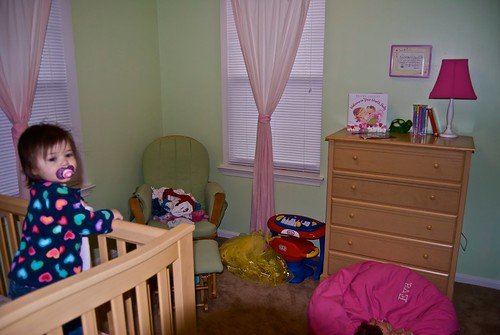 Izzy's Room Before