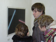 Visitors (Johannes P Osterhoff) Tags: apple aqua moscow osx artstrelka abcgroup abcgallery artbusinessconsulting
