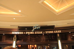 Joe's Stone Crab @ Las Vegas