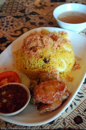 Warung Frangipani - Pineapple Rice Set