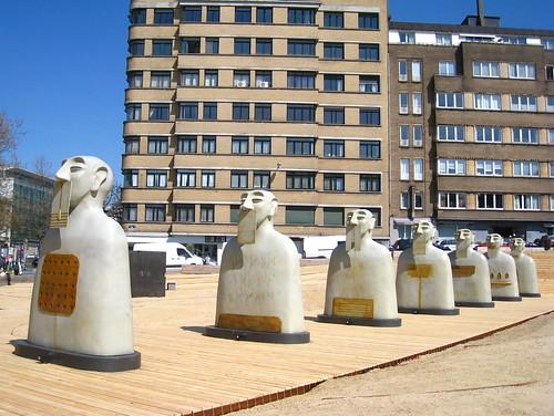 Exposition Nuestros Silencios, Bruxelles