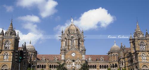 CST , Mumbai by Kiran K., on Flickr