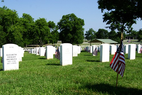 Nashville National Cemetery -- Memorial Day 2011