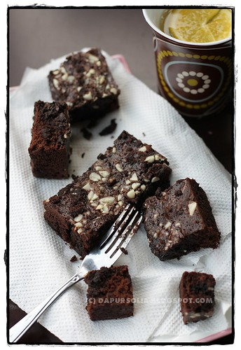 Delicious Choco Lava Brownies