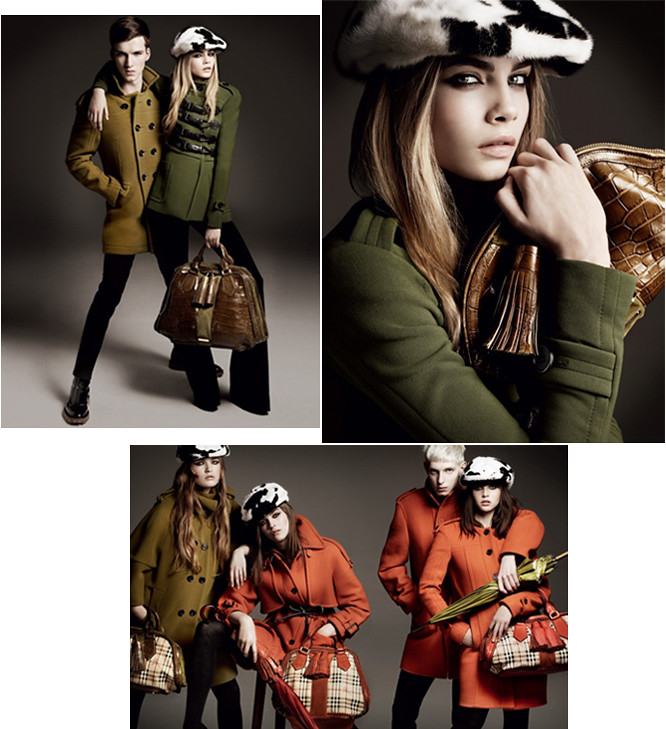 BurberryFW11campaign