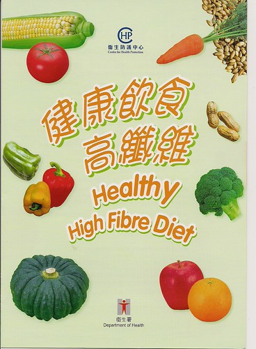 Healthy High Fibre Diet