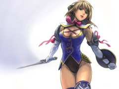 SOUL CALIBUR 4 (CASSANDRA Fan Art Soul Calibur) (antoniofisica_22) Tags: 4 soul calibur