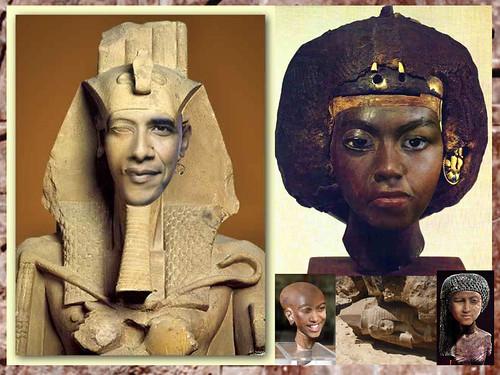Akhenaten black