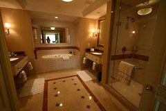 Bathroom of Rialto Suite (YY) Tags: holiday hotel casino resort venetian macau rialtosuites