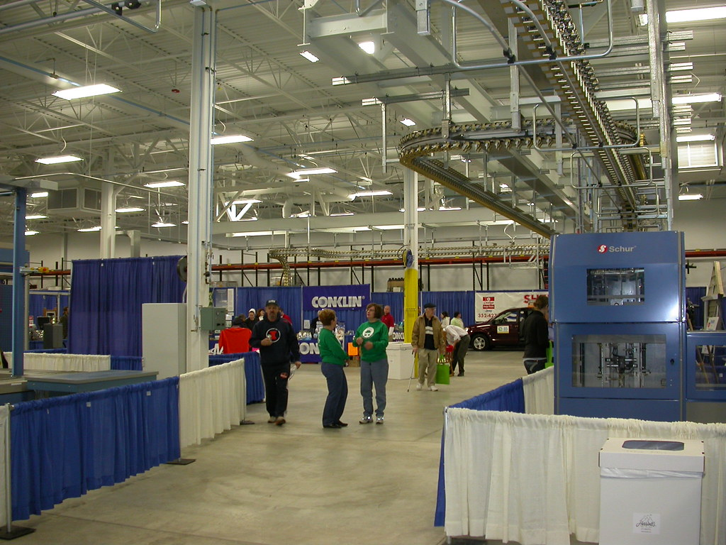 Greener Living Expo on February 28, 2009