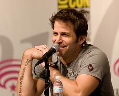 director Zack Snyder 300