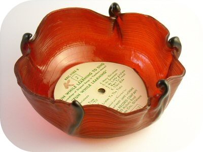 red record bowl