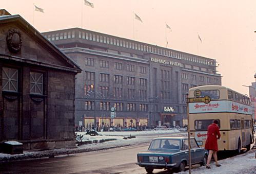 Berlin - Kaufhaus des Westens