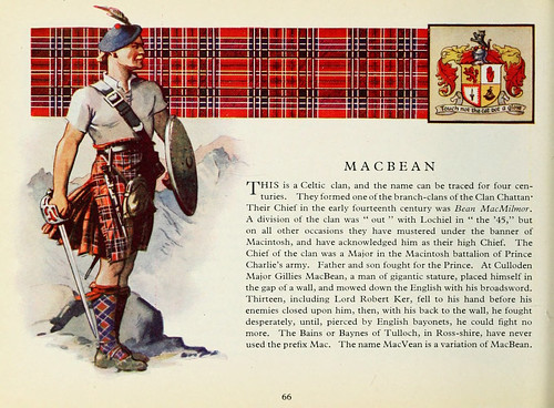 018- Clan Macbean