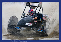 Swamp Buggy Races 2009 (Alex Gilliard) Tags: collier flag crowd naples races checkered figure8 watter hydroplane swampbuggy highperformance swampie