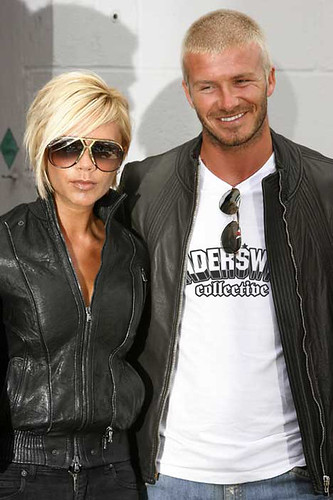 David Beckham RWC