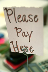 Please Pay Here 3-14-09 19 by stevendepolo, on Flickr