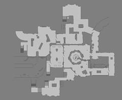 Metal Gear Online SCENE - OuterOutlet_02_1stF