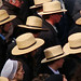Amish Auction hats 2