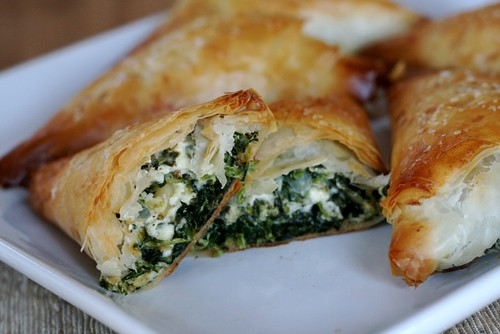 Dinner Spanakopitas - Everyday Annie