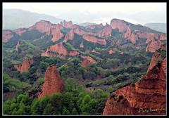 Las Médulas (Patataasada) Tags: españa landscape spain minas paisaje bierzo medulas castillaleón enstantane platinumheartaward a3b a3bchallenge flickrestrellas niceshotmosaic15