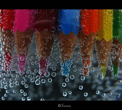 color Bubbles[4000+ Views. Thank you!] (ktania) Tags: world our macro colors beauty by canon photo flickr dragon inspired bubbles best giallo your estrellas awards dagger colori soe in matite flickrs supershot flickrsbest bej platinumphoto colorphotoaward aplusphoto ultimateshot flickraward theunforgettablepictures platinumheartaward artlegacy rubyphotographer goldenheartaward oltusfotos goldenart artofimages bestcaptureaoi
