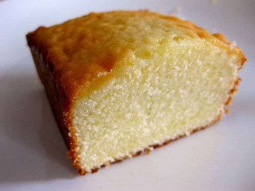 Elvis Presley Whipping Cream Pound Cake Recipe