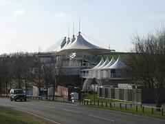 Goodwood Grandstand