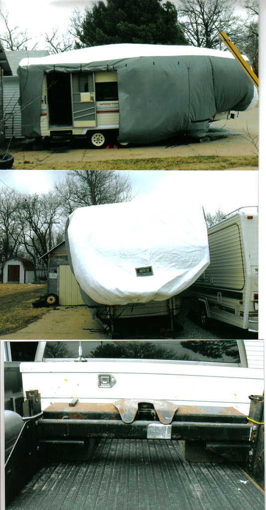 25 pics 1993 5th wheel camper