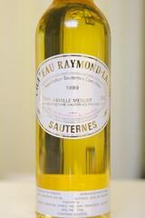 1999 Château Raymond-Lafon, Sauternes